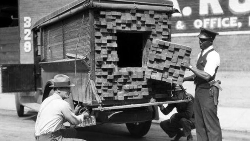 How It Was Enforced - 1920's Bootlegging